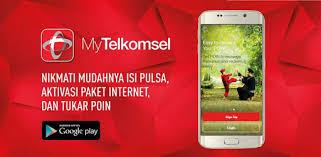 aplikasi my telkomsel dan dapatkan gratis kuota