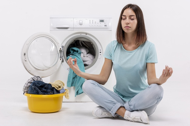 Mengatasi Eror 4E atau 4C Mesin Cuci Samsung