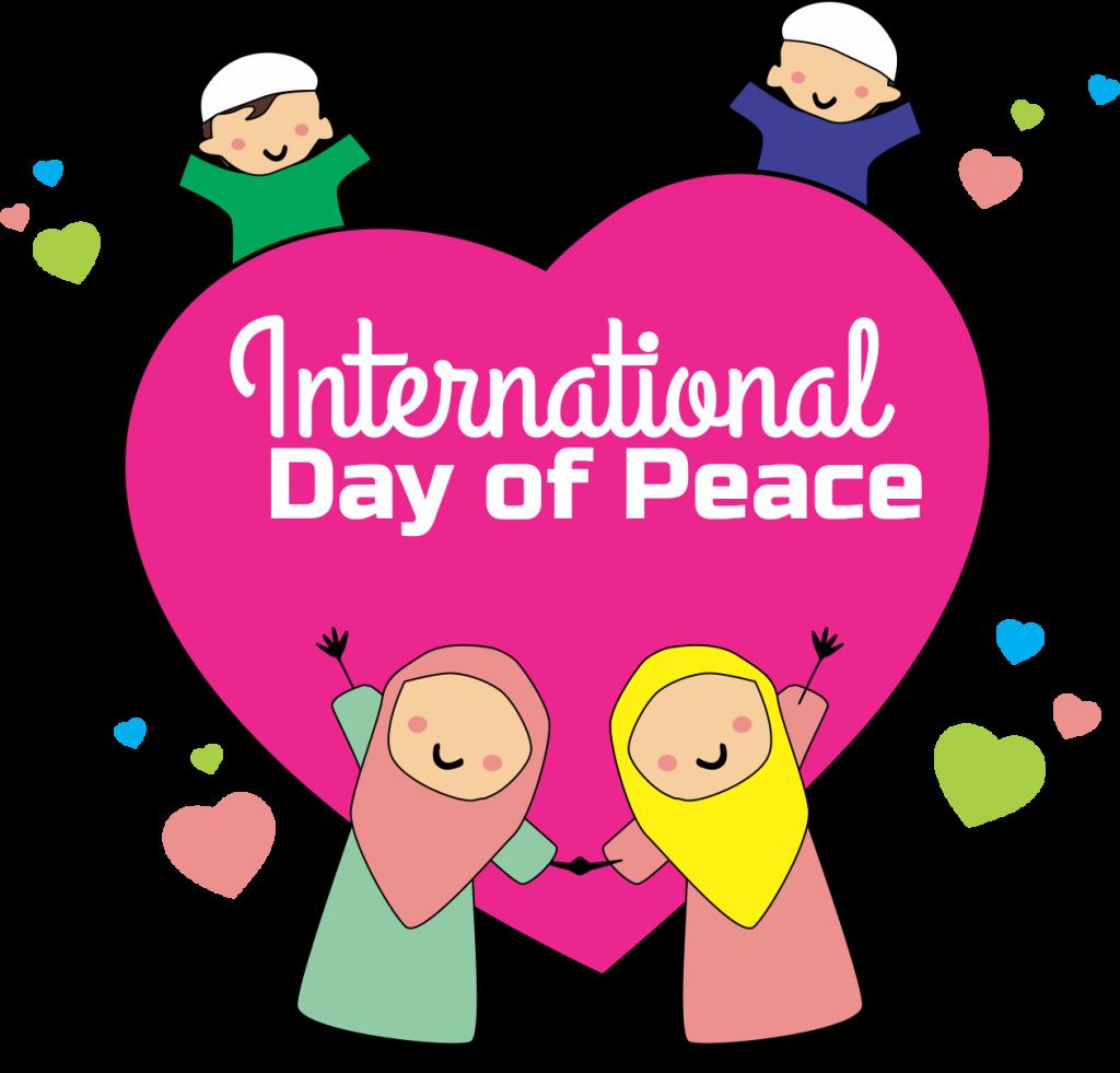 PNG - Download Karakter Anak Muslim Hari Perdamaian Dunia 2020