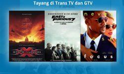 Jadwal Hari Ini Furious 7 Tayang di GTV 6 April 2020  Jadwal TV